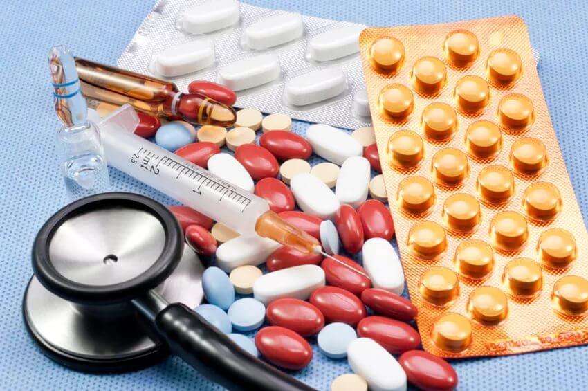 Фото:Препараты, оказывающие выраженное влияние на вирусные факторы образования полипов